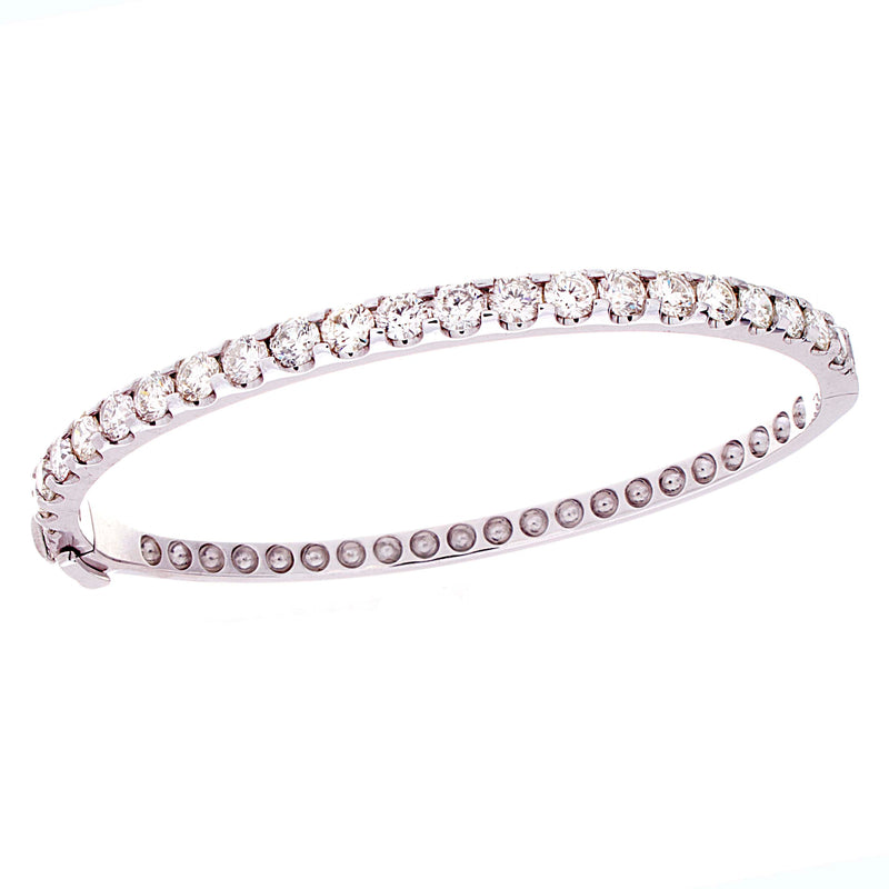 Diamond Bangle - BAA11-4CTW