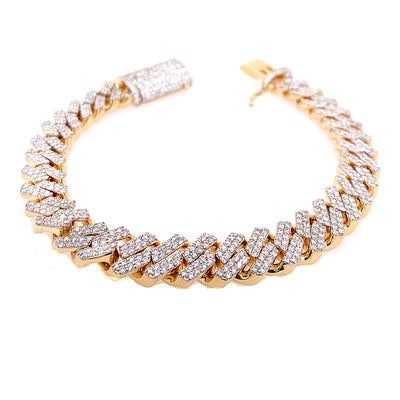 Mens Diamond Bracelet - Jewelry Store in St. Thomas | Beverly's Jewelry