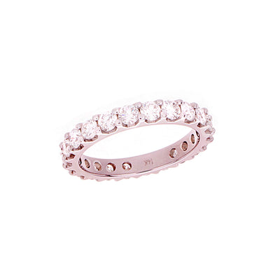 Diamond Eternity Band - Jewelry Store in St. Thomas | Beverly's Jewelry