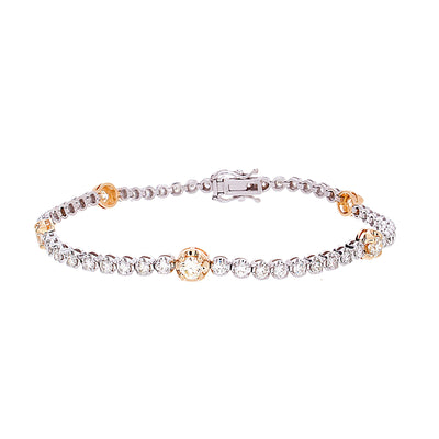 Dimaond Bracelet - Jewelry Store in St. Thomas | Beverly's Jewelry