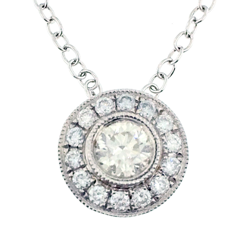 Diamond Pendant - FIBDIB