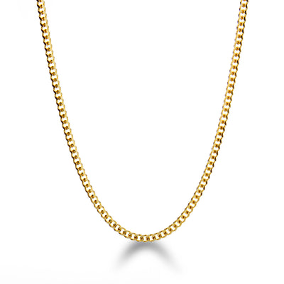 "3.5mm Miami Cuban Chain 26"" - Jewelry Store in St. Thomas 