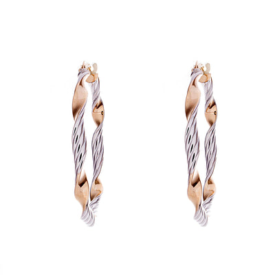 Gold Hoop Earrings - Jewelry Store in St. Thomas | Beverly's Jewelry