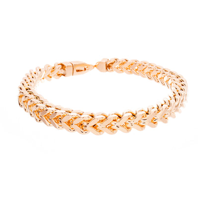 "Franco Bracelet 9"" 7mm - Jewelry Store in St. Thomas 