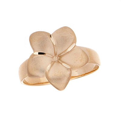 Gold Flower Ring - Jewelry Store in St. Thomas | Beverly's Jewelry