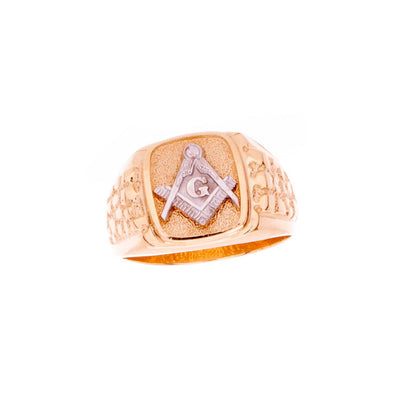 Gold Masonic Ring - Jewelry Store in St. Thomas | Beverly's Jewelry