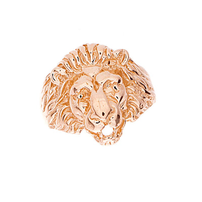 Mens Lion Ring - Jewelry Store in St. Thomas | Beverly's Jewelry