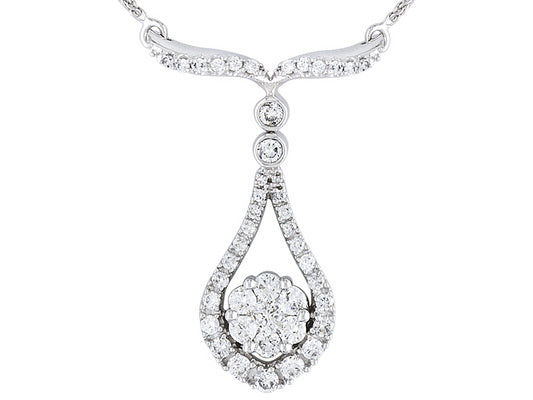 Diamond Necklace - ZY2W0U
