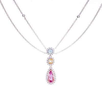 Multi Color Necklace - Jewelry Store in St. Thomas | Beverly's Jewelry