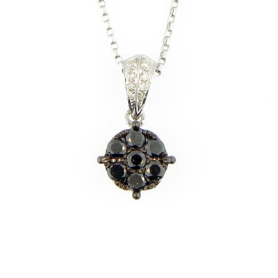 Diamond Pendant - P-6855F - Jewelry Store in St. Thomas | Beverly's Jewelry