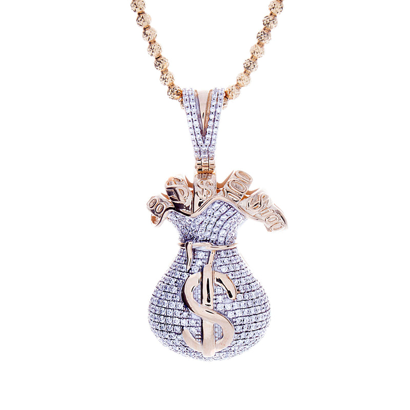 Money Bag Pendant