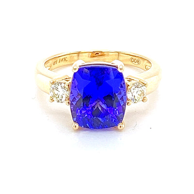 Tanzanite Ring - Jewelry Store in St. Thomas | Beverly's Jewelry