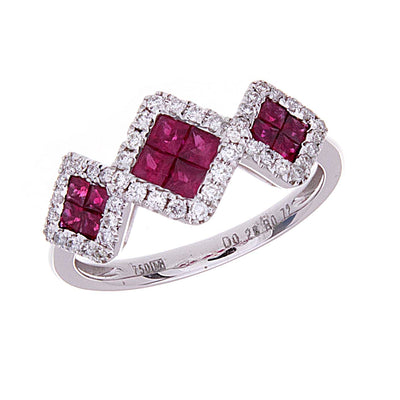 Ruby Ring - Jewelry Store in St. Thomas | Beverly's Jewelry