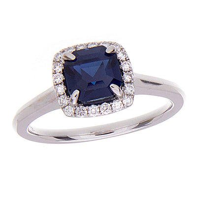 Sapphire Ring - Jewelry Store in St. Thomas | Beverly's Jewelry