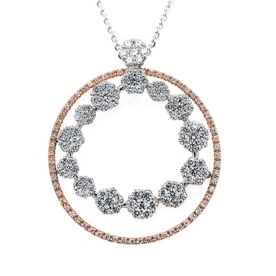 Diamond Pendant - Jewelry Store in St. Thomas | Beverly's Jewelry
