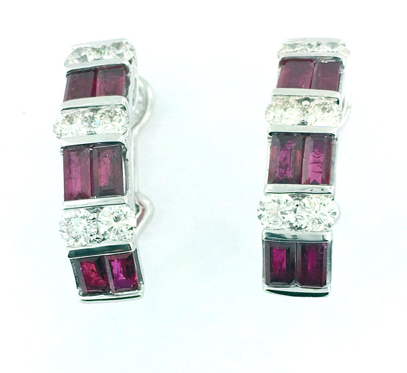Ruby Earrings - EDB2830-308
