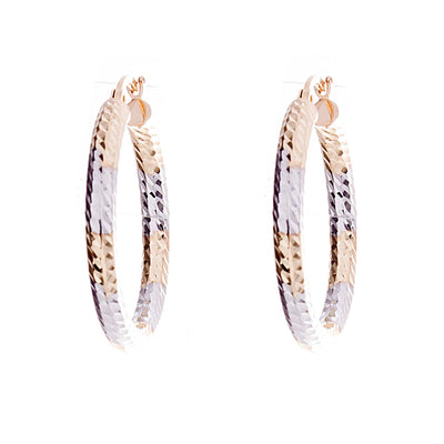 Gold Hoops - Jewelry Store in St. Thomas | Beverly's Jewelry
