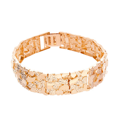 Gold Nugget Bracelet - Jewelry Store in St. Thomas | Beverly's Jewelry