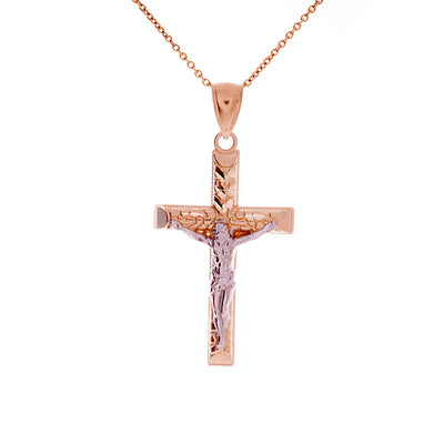 Gold Cross Pendant - Jewelry Store in St. Thomas | Beverly's Jewelry