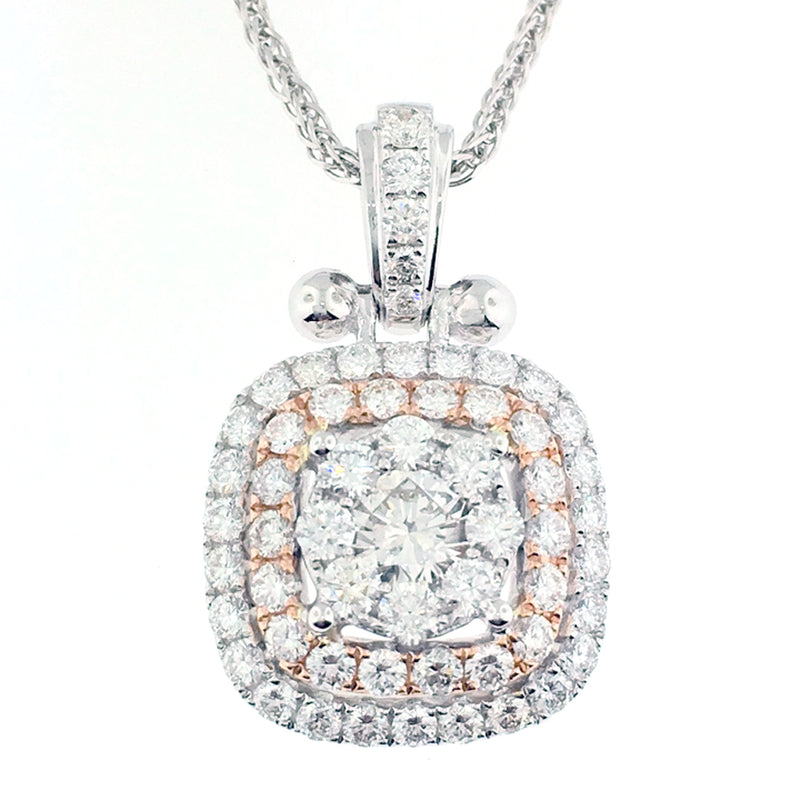 Diamond Pendant - SD0573B-302