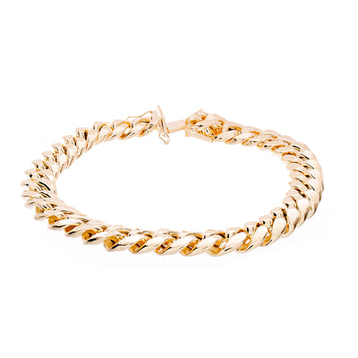 Gold Mens Bracelet - Jewelry Store in St. Thomas | Beverly's Jewelry