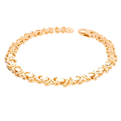 "9"" 7mm Flat Kings Link - Jewelry Store in St. Thomas 