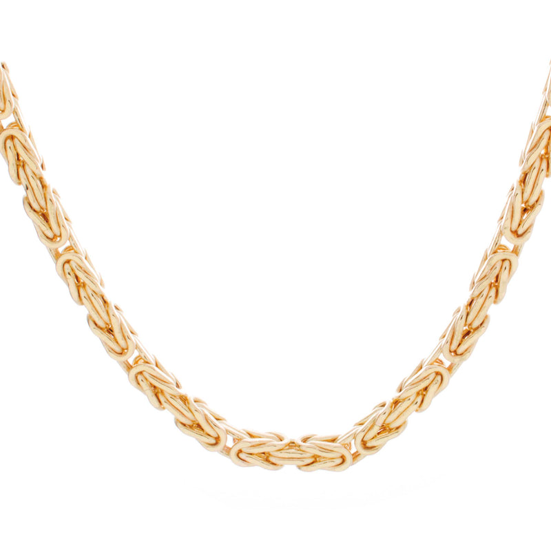 Gold Kings Link Chain