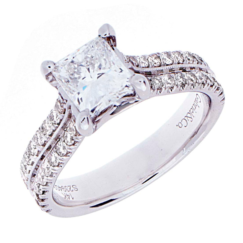 Diamond Solotaire Ring