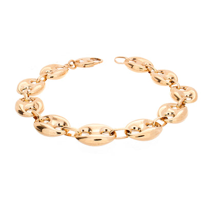 Puffed Mariner Bracelet - Jewelry Store in St. Thomas | Beverly's Jewelry