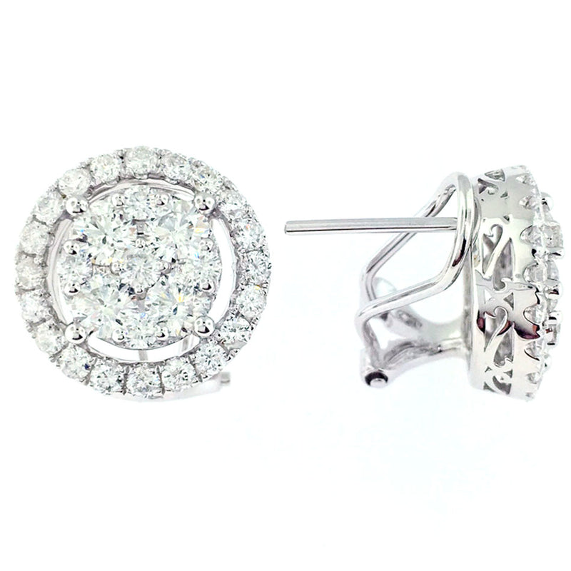 Diamond Earrings - ED0685-305
