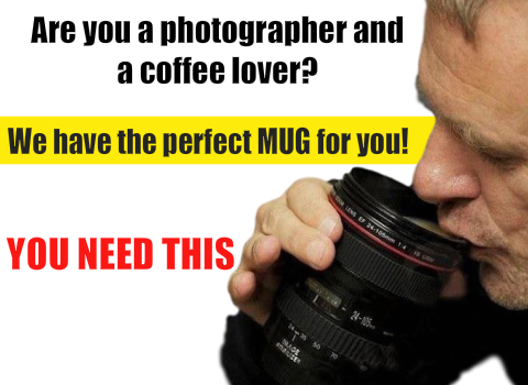 Why Should You Buy The Camera Lens Coffee Mug?