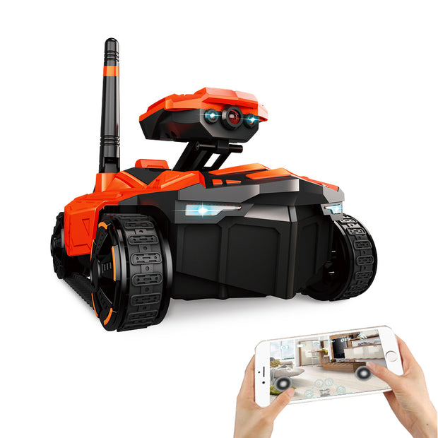SPY TANK with Camera App Remote Control
