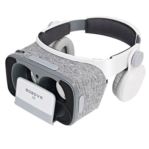 New Virtual Reality Glasses with Headset Stereo for Smartphone