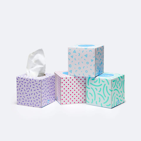 Forest Friendly Tissues - 12 Boxes