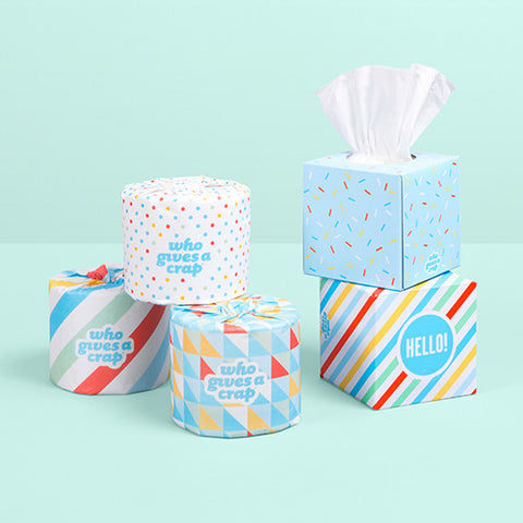Recurring Add-On: 12 Boxes of Forest Friendly Tissues
