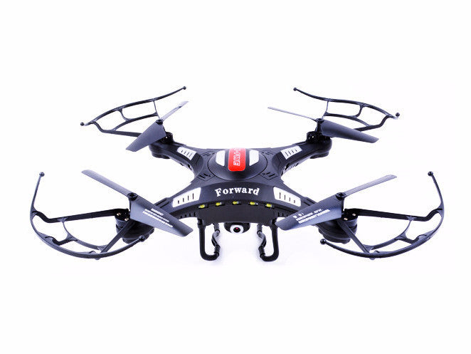 LizaTech R-Series 2.4 Ghz 6 Axis Quadcopter Drone With HD Recording