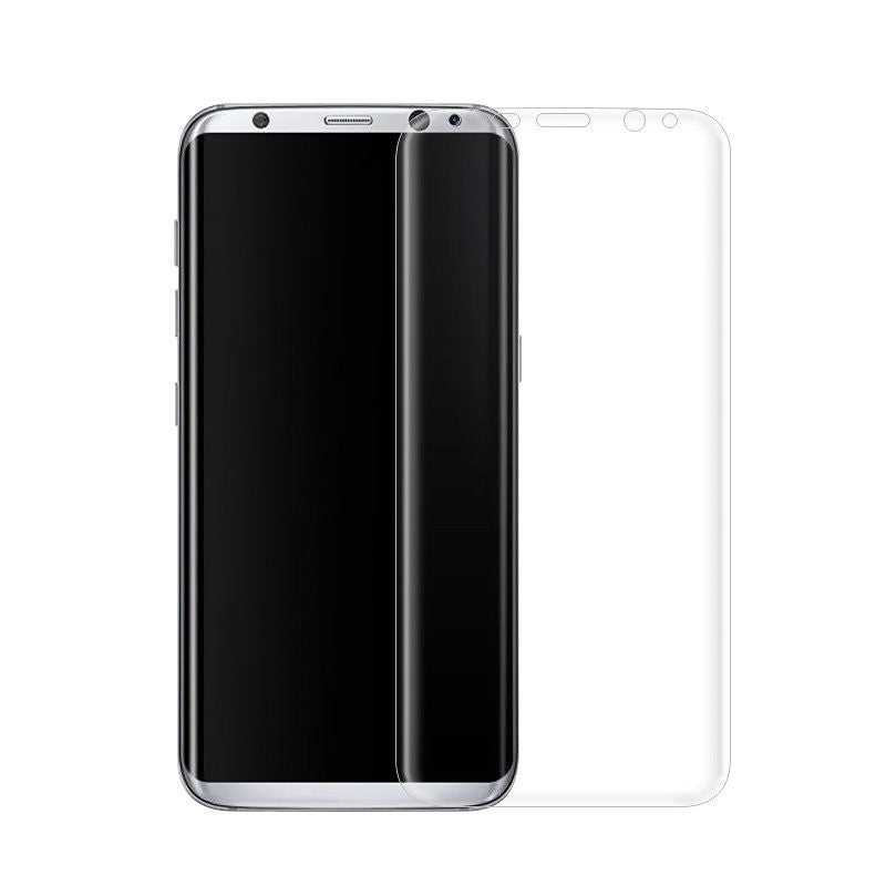 LizaTech Curved Screen Protector for Samsung Galaxy S8/S8+
