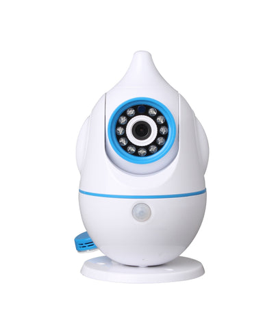 LizaTech Two-Way Wireless Baby Monitor - with Music Player & Alarm System