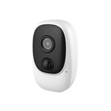 LizaTech Wireless Waterproof Rechargeable Battery Powered WiFi Camera