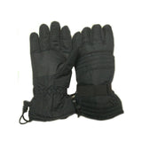LizaTech Black Battery Heated Unisex Outdoor Gloves