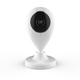 LizaTech 720p Wi-Fi Indoor Security Camera - Works with Alexa and Google Assistant