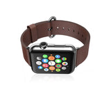 LizaTech PU Leather Replacement Band For Apple Watch