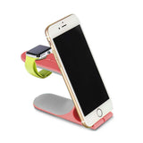 LizaTech Apple Watch & iPhone/iPad Dual Charging Stand