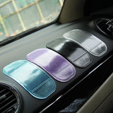 Set of 3 iPM Anti Slip Mat Non Slip Car Dashboard Sticky Pad Mat