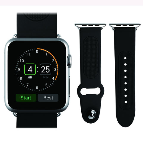 LizaTech Apple Watch Silicone Replacement Band