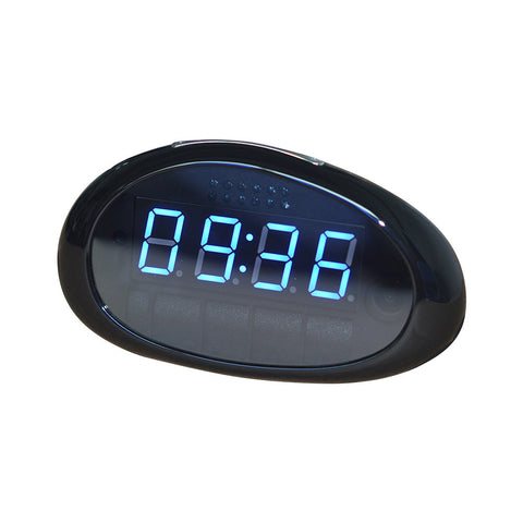 LizaTech Desk Clock Hidden IP Camera with Wifi