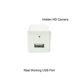 LizaTech LizaCam USB Wall Plug With Hidden IP Camera
