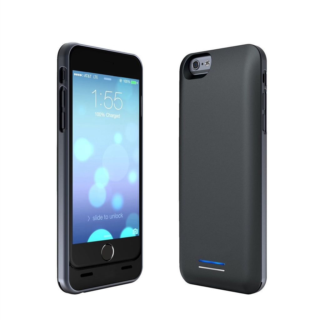 iPM Apple Certified 3,000 mAh iPhone 6 Battery Charger Case - Black