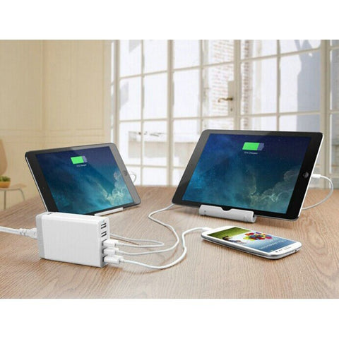 iPM 5 Port USB Fast Charger