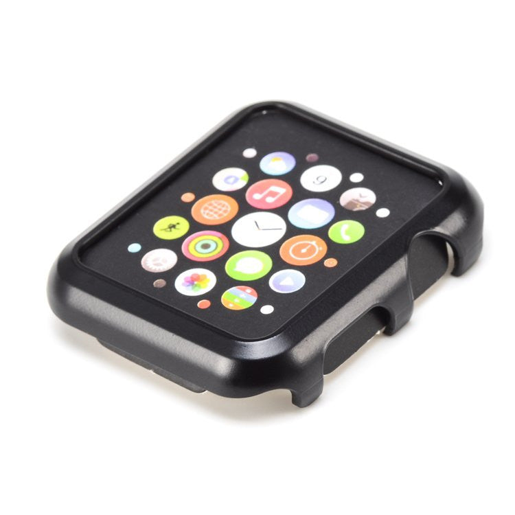 iPM Premium Shiny Hard Plastic Protective Border Case for Apple Watch